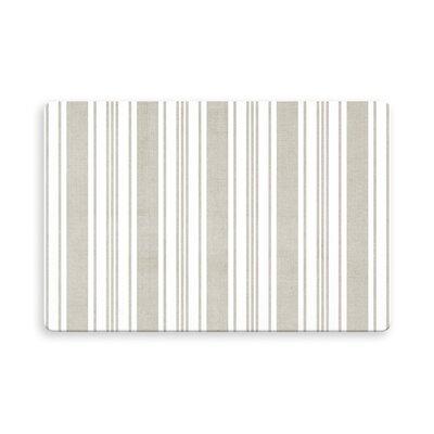 Ellicott Castaneda Indoor/Outdoor Doormat Mat Size: Rectangle 26 x 42, Color: Tan
