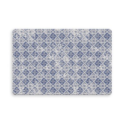 Rosales Indoor/Outdoor Doormat Mat Size: Rectangle 16 x 23