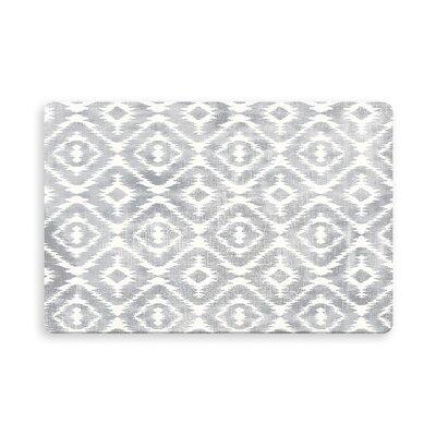 Laplant Medlock Indoor/Outdoor Doormat Mat Size: Rectangle 16 x 23, Color: Gray