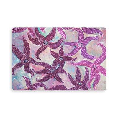 Adne Starfish Dance Indoor/Outdoor Doormat Mat Size: Rectangle 26 x 42
