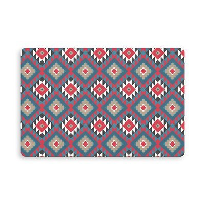 Diane Goshorn Indoor/Outdoor Doormat Mat Size: Rectangle 16 x 23