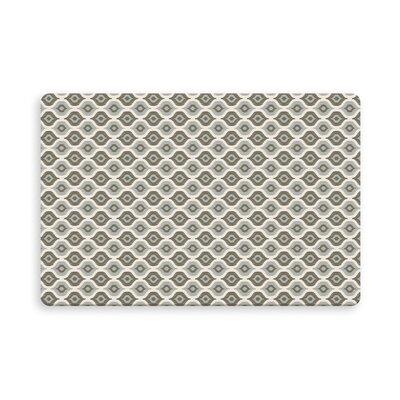 Underhill Demartino Indoor/Outdoor Doormat Mat Size: Rectangle 26 x 42, Color: Gray