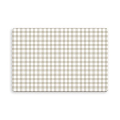 Leslie Harding Indoor/Outdoor Doormat Mat Size: Rectangle 16 x 23, Color: Beige