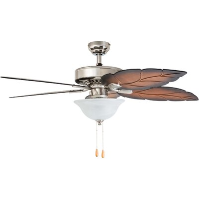 52 Monterry 5 Blade LED Ceiling Fan Accessories: Standard No Remote