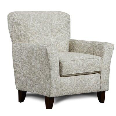 Verduzco Armchair Upholstery: Bliss Linen