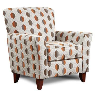 Verduzco Armchair Upholstery: Bey Autumn