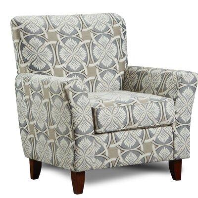Verduzco Armchair Upholstery: Balfor Gray