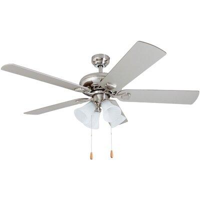 52 Hocking 5 Blade Ceiling Fan Accessories: Standard No Remote