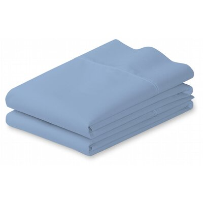 Putney Pillow Case Size: King, Color: Blue
