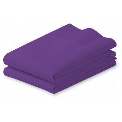 Putney Pillow Case Size: King, Color: Purple