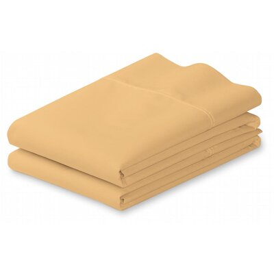 Putney Pillow Case Size: Full/Queen, Color: Gold