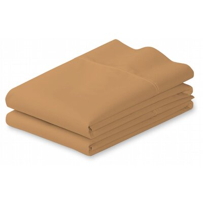 Putney Pillow Case Size: Full/Queen, Color: Mocha