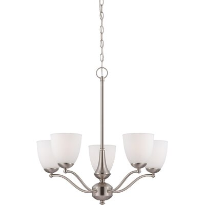 Kearns 5-Light Candle-Style Chandelier