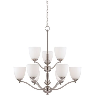 Keaney 9-Light Candle-Style Chandelier