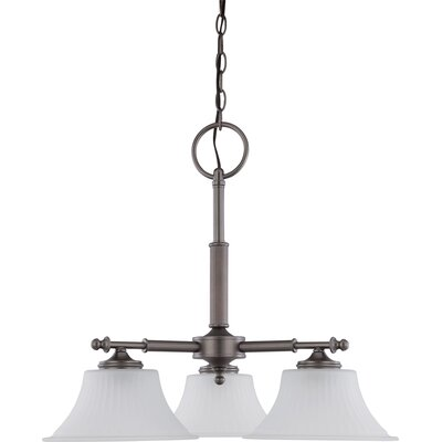 Kayser 3-Light Kitchen Island Pendant