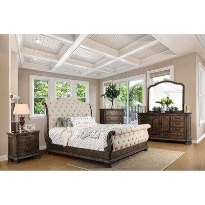 Darvell Configurable Bedroom Set