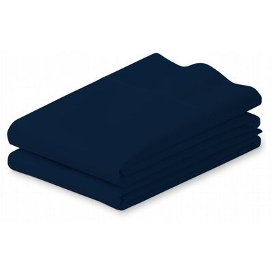 Putney Pillow Case Size: Full/Queen, Color: Navy