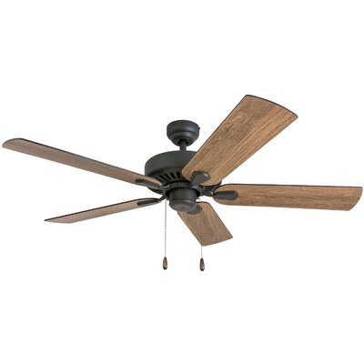 52 Tyrese 5 Blade Ceiling Fan Accessories: Standard No Remote
