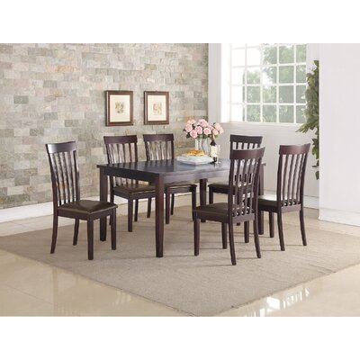 Kehl 7 Piece Dining Set