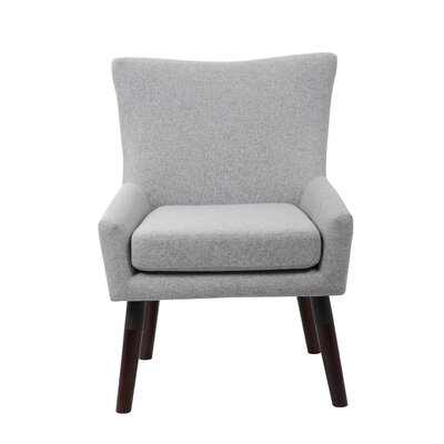 Desrochers Linen Accent Armchair