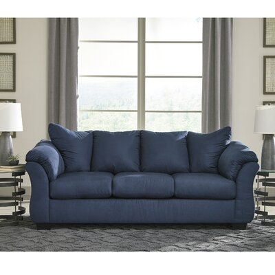 Parthena Sofa Upholstery: Blue
