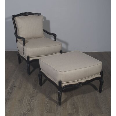 Beveridge Lounge Chair and Ottoman