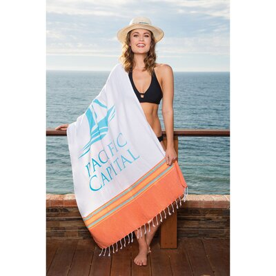 Turkish Peshtemal Beach Towel