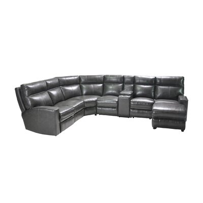 Tory Power Headrest Reclining Sectional