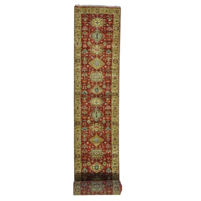 One-of-a-Kind Kempsford Oriental Hand-Knotted Area Rug