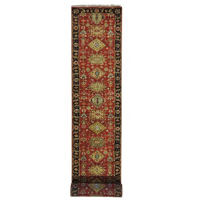 One-of-a-Kind Kempinski Karajeh Oriental Hand-Knotted Area Rug