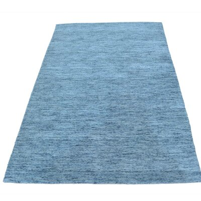 One-of-a-Kind Tanessa Modern Oriental Hand-Knotted Area Rug