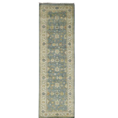 One-of-a-Kind Lausanne Oriental Hand-Knotted Area Rug