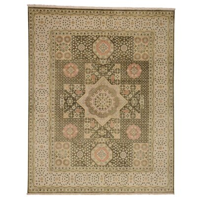 One-of-a-Kind Greenough Oriental Hand-Knotted Area Rug