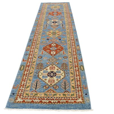 One-of-a-Kind Laursen Northwest Hand-Knotted Area Rug