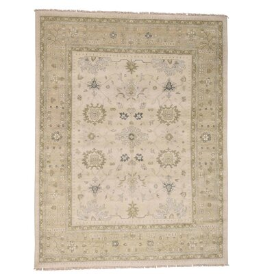 One-of-a-Kind Lausanne Super Hand-Knotted Area Rug