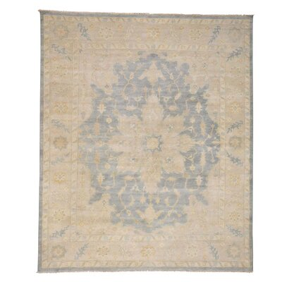 One-of-a-Kind Octavia Super Oushak Hand-Knotted Area Rug