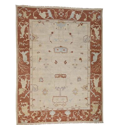 One-of-a-Kind Lausanne Super Oriental Hand-Knotted Area Rug