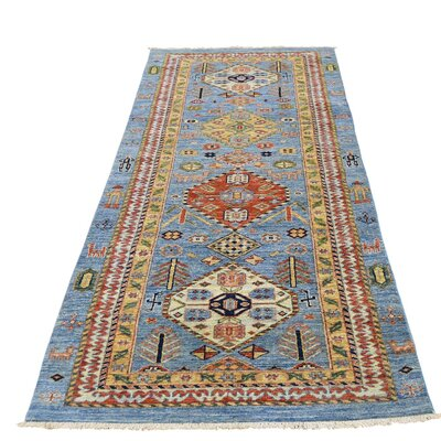 One-of-a-Kind Kendrick Northwest Hand-Knotted Area Rug