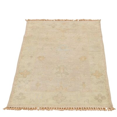 One-of-a-Kind Ledford Super Oriental Hand-Knotted Area Rug