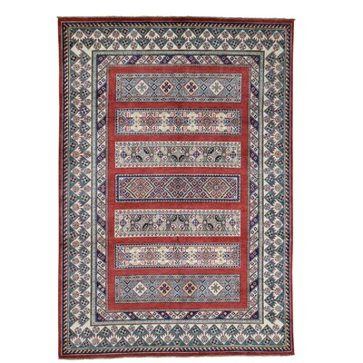 One-of-a-Kind Tillett Special Khorjin Hand-Knotted Area Rug