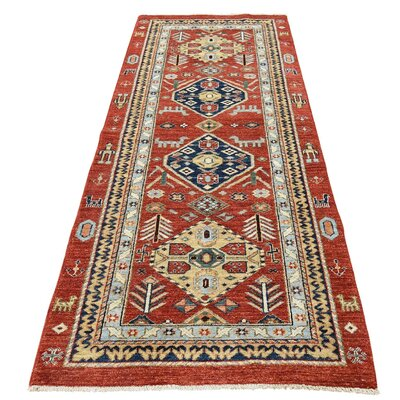 One-of-a-Kind Rothenberg Northwest Hand-Knotted Area Rug