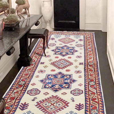 One-of-a-Kind Tillman Special Narrow Hand-Knotted Area Rug