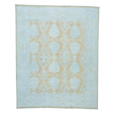 One-of-a-Kind Zuzanna Oriental Hand-Knotted Area Rug