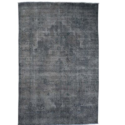 One-of-a-Kind Kendrick Vintage Overdyed Hand-Knotted Area Rug