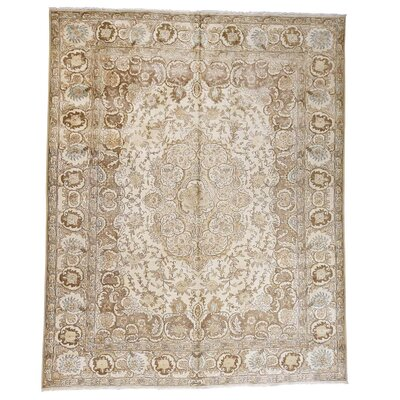 One-of-a-Kind Kenilworth Vintage Oriental Hand-Knotted Area Rug