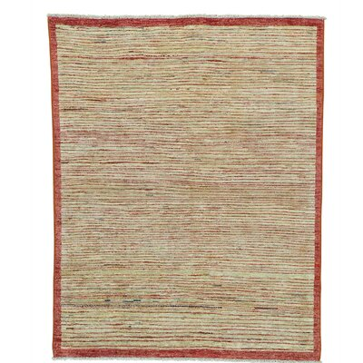 One-of-a-Kind Rossman Hand-Knotted Area Rug
