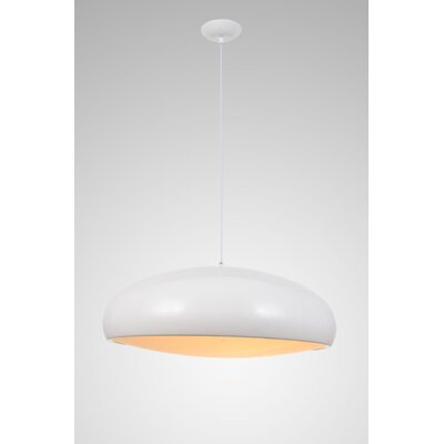 Dignan 1-Light Inverted Pendant