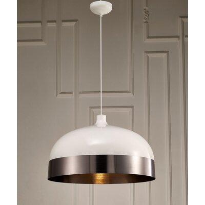 Boni 1-Light Inverted Pendant