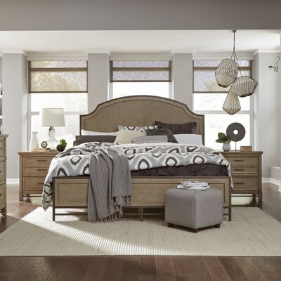 Westerman Panel Bed