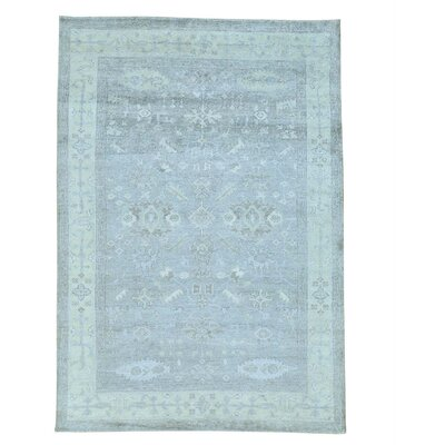 One-of-a-Kind Kating Oriental Hand-Knotted Area Rug